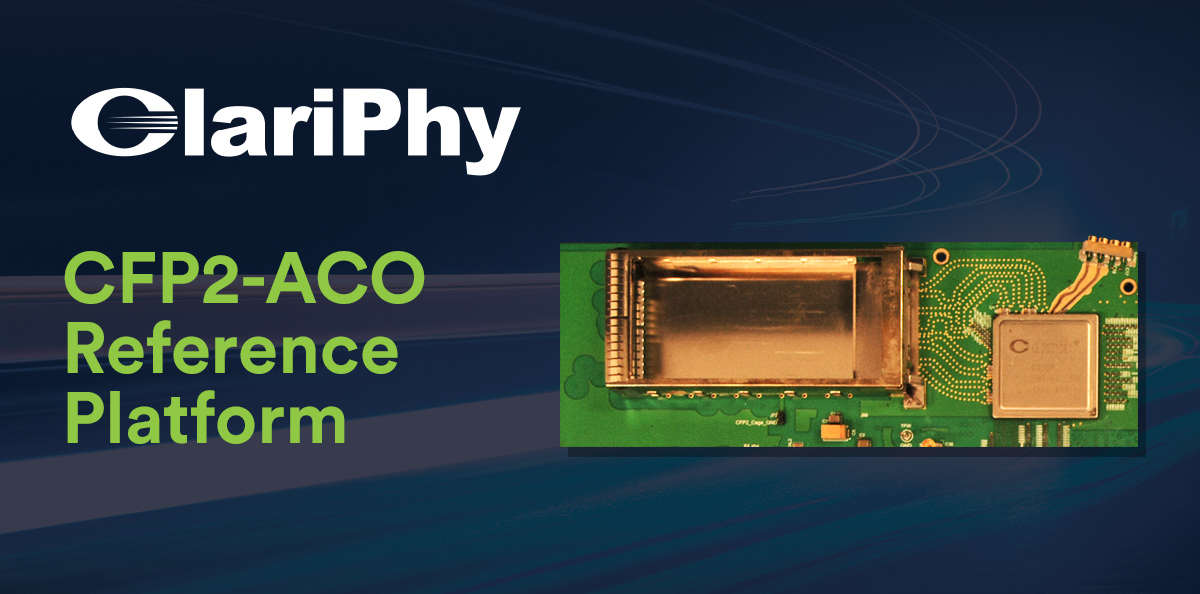 Industry's First 16nm Coherent Optical Networking Platform