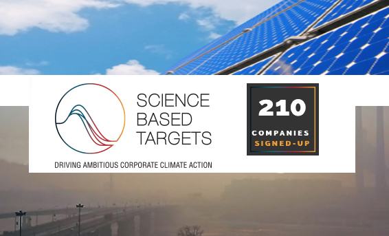 Adva Joins Green Focused Science Based Targets Initiative