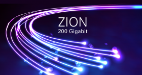 According to Open Fiber, the significance of ZION lies not only in its capacity of 200 Gbits/s per optical channel, but also in its scalability