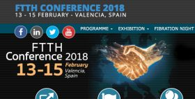 13-15 February 2018, in Valencia, Spain
