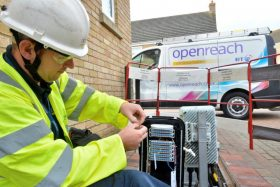 UK network provider Openreach has launched the UK's first high-bandwidth managed service that allows Communications Providers (CPs) to operate private data connections using 'virtual dark fibre'