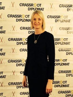 UK Digital and Culture Minister Margot James