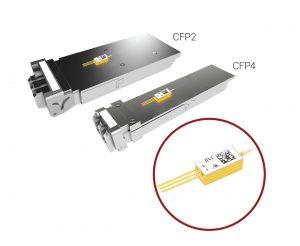 II-VI Micro-pump lasers
