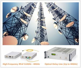 To resolve additional system loss over long distances, Optical Amplifier (EDFA) can be used
