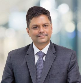 Anand Agarwal, CEO of Sterlite Technologies