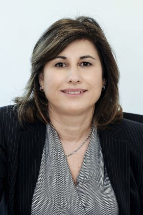 Photo of Open Fiber CEO Elisabetta Ripa