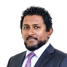 Ahmed Nasif, Managing Director of HDC