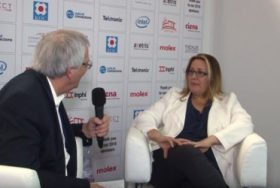 Interview with Patricia Bower, Ciena